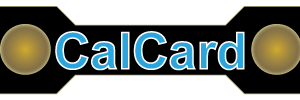 CalCard Logo