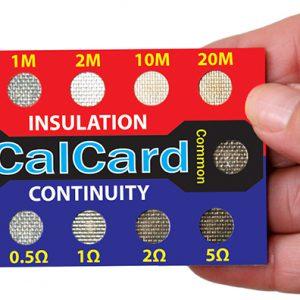 CalCard in Hand