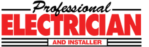 Professional Electrician Logo