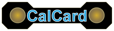 CalCard® Calibration Checkbox
